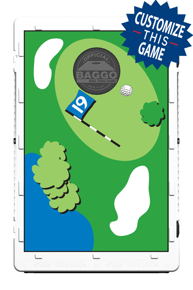 Golf 19th Hole Screens (only) by Baggo