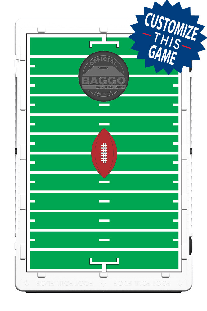 Football Field Screens (only) by Baggo