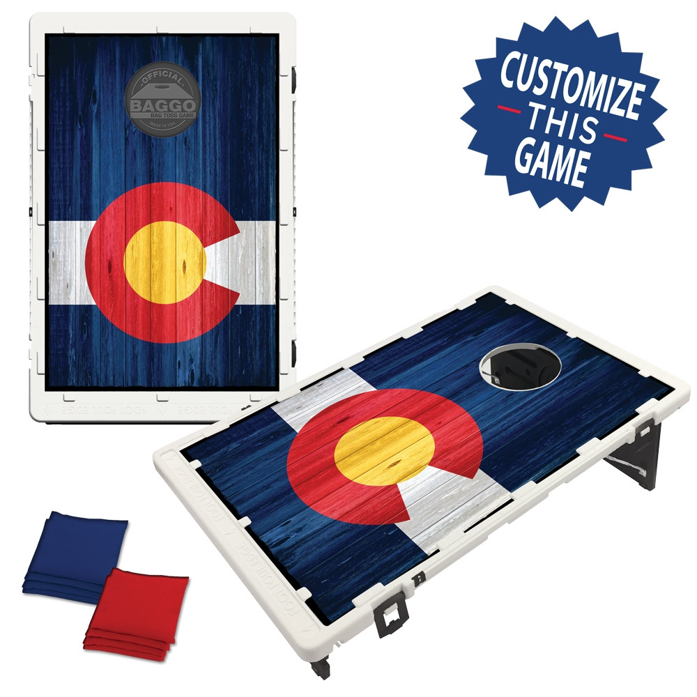 Colorado Heritage Flag setup