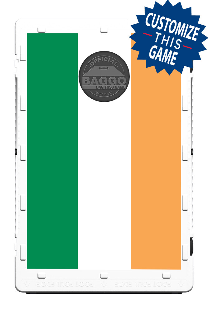 Ireland (Irish) Flag Screens (only) by Baggo