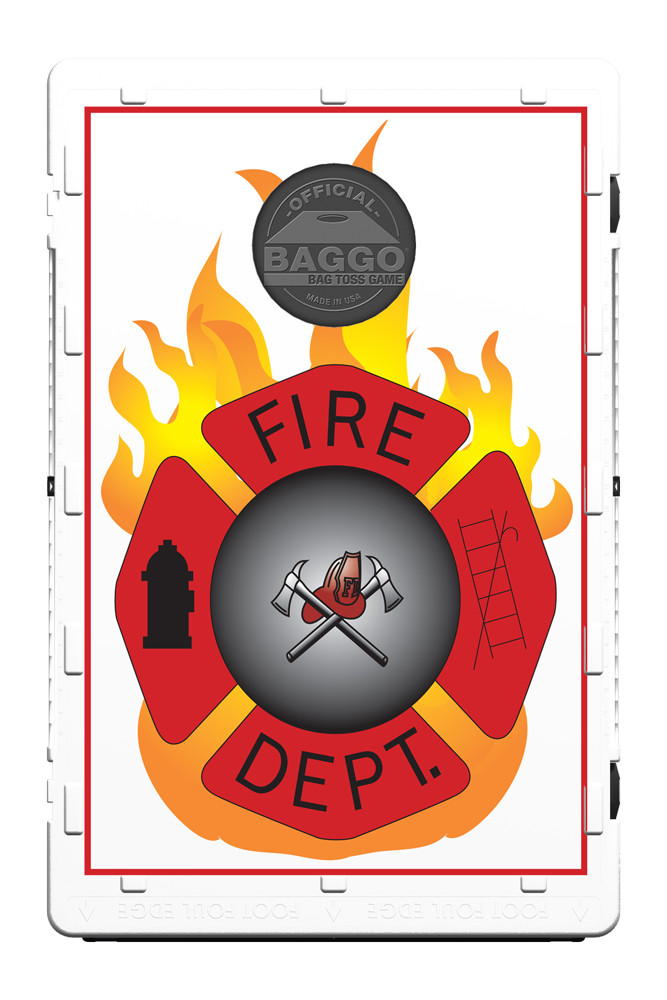 Fire Department Screens (only) by Baggo