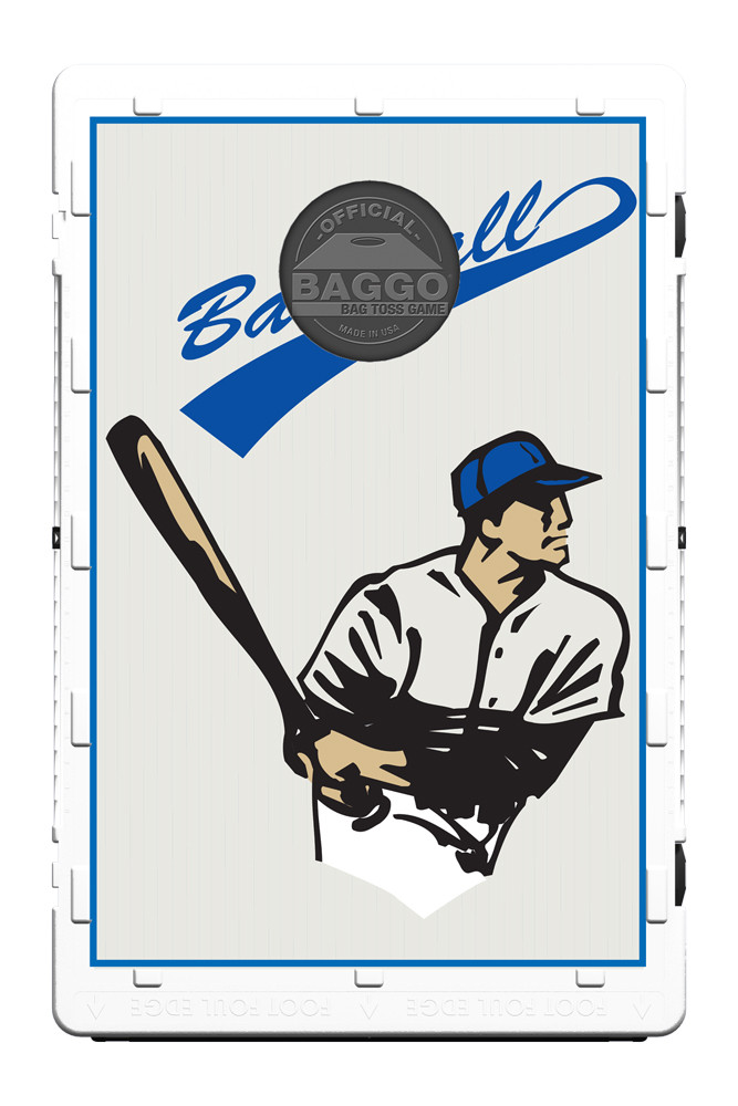 Baseball Player Screens (only) by Baggo
