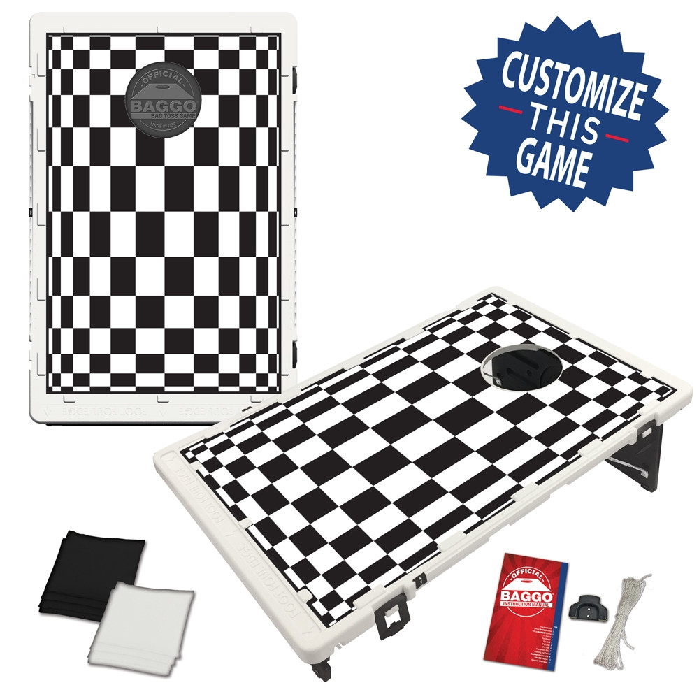 Checkers setup