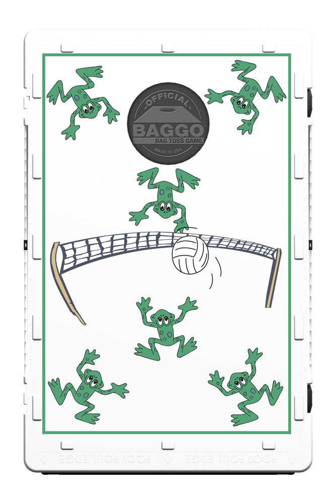 Frog Volleyball Screens (only) by Baggo
