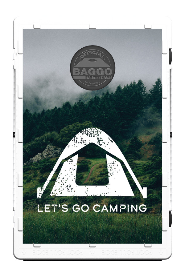 Let's Go Camping screens only BAGGO