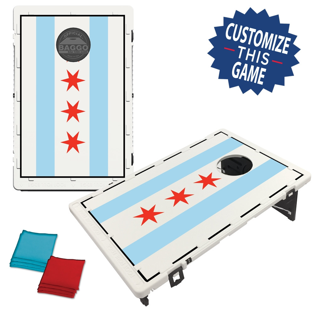 Chicago Flag (setup)