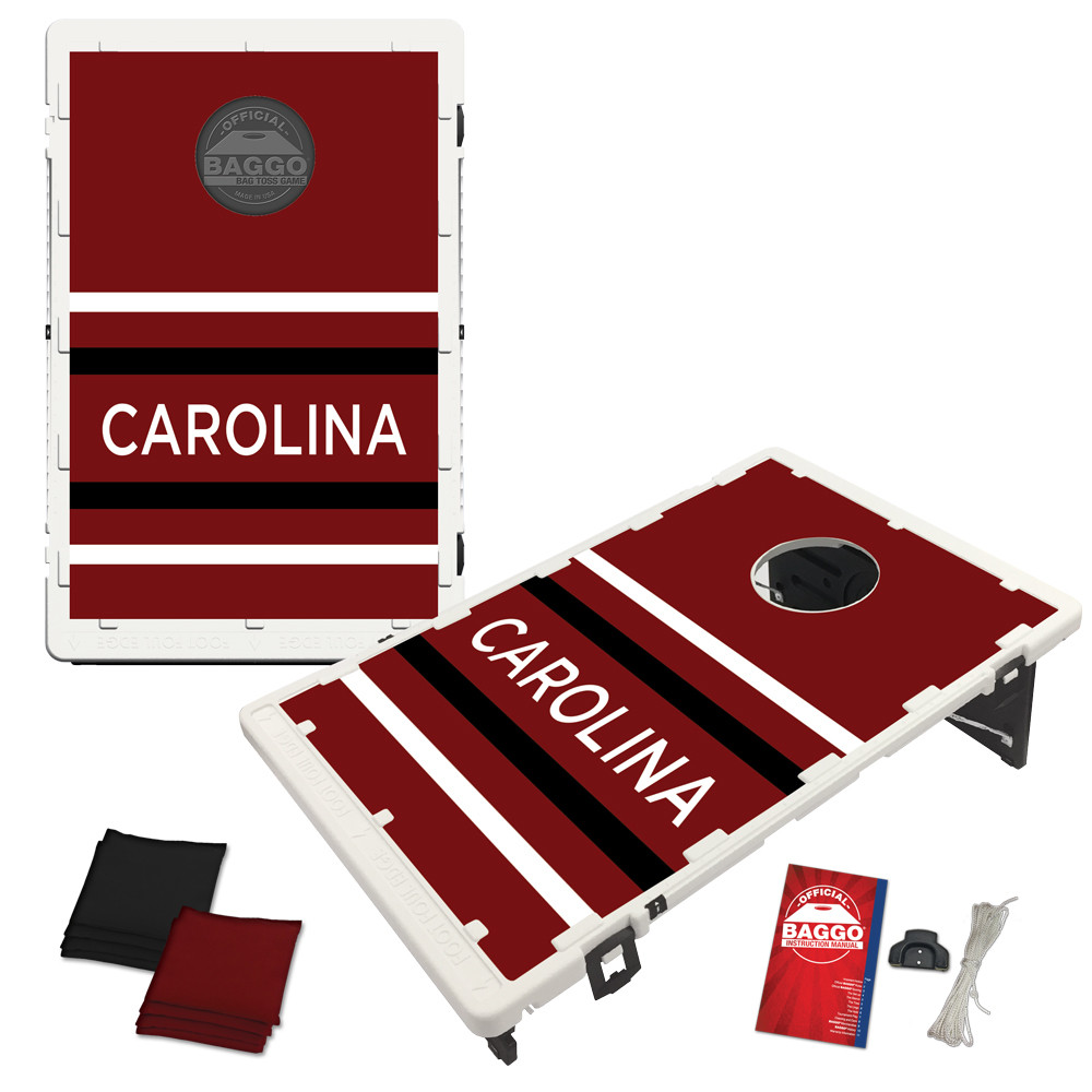 Carolina Horizon Bag Toss Game by BAGGO