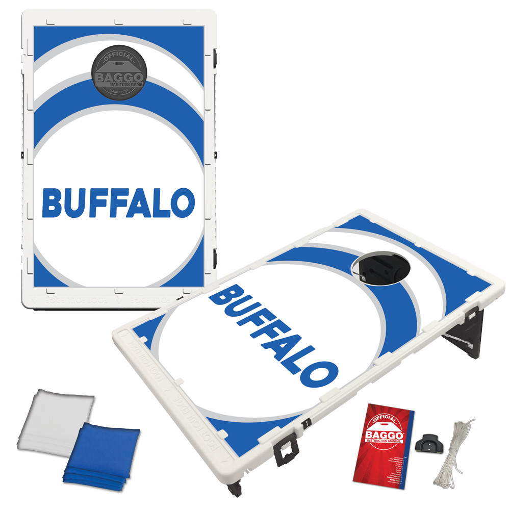 Buffalo Vortex Bag Toss Game by BAGGO