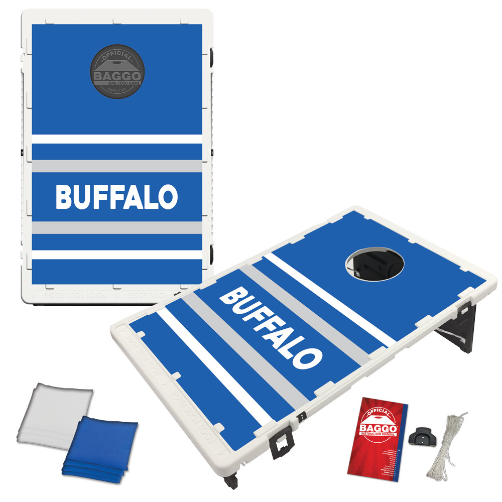 Buffalo Horizon Bag Toss Game by BAGGO