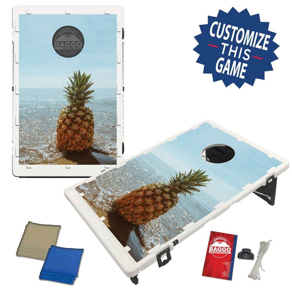 Beach Pineapple (setup)