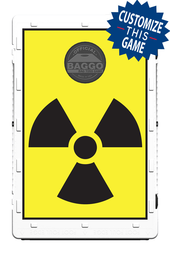 Radioactive Screens (only) by Baggo