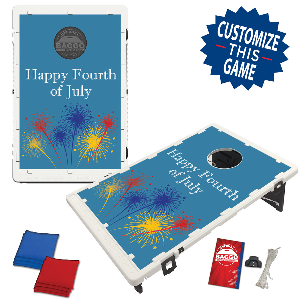4th of July Bag Toss Game by BAGGO