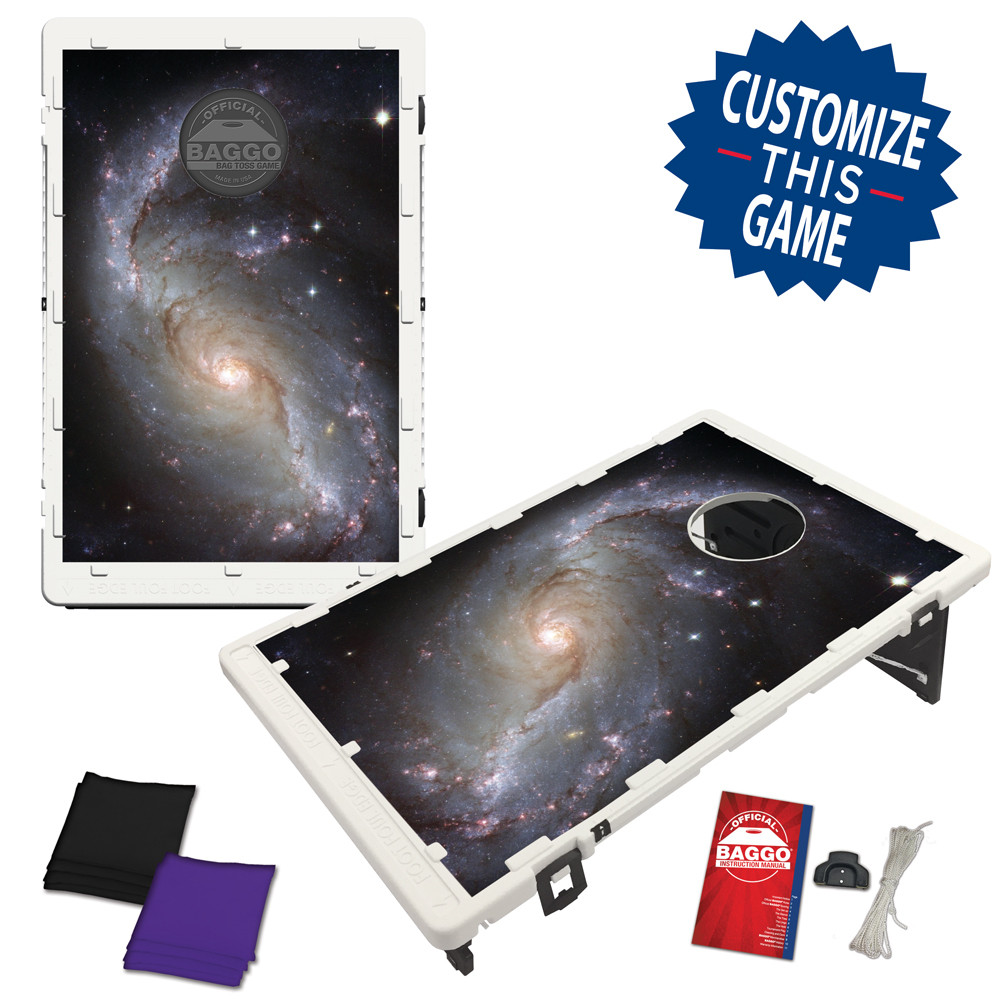 Galaxy Bean Bag Toss Game by BAGGO