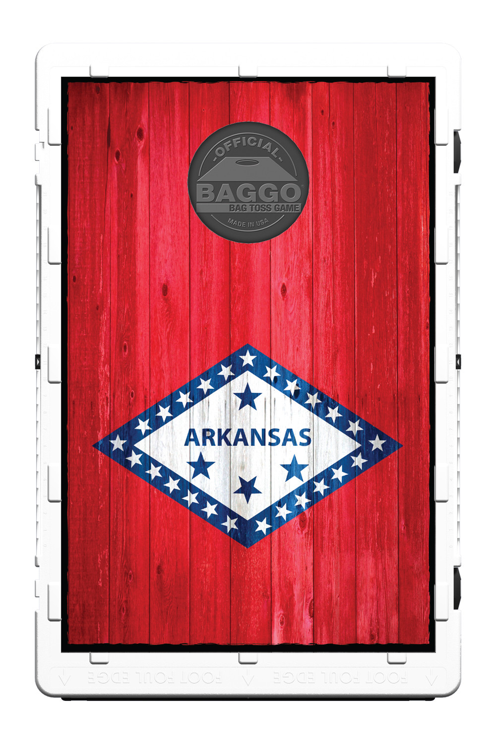 Arkansas Flag Heritage Edition Screens (only) by Baggo