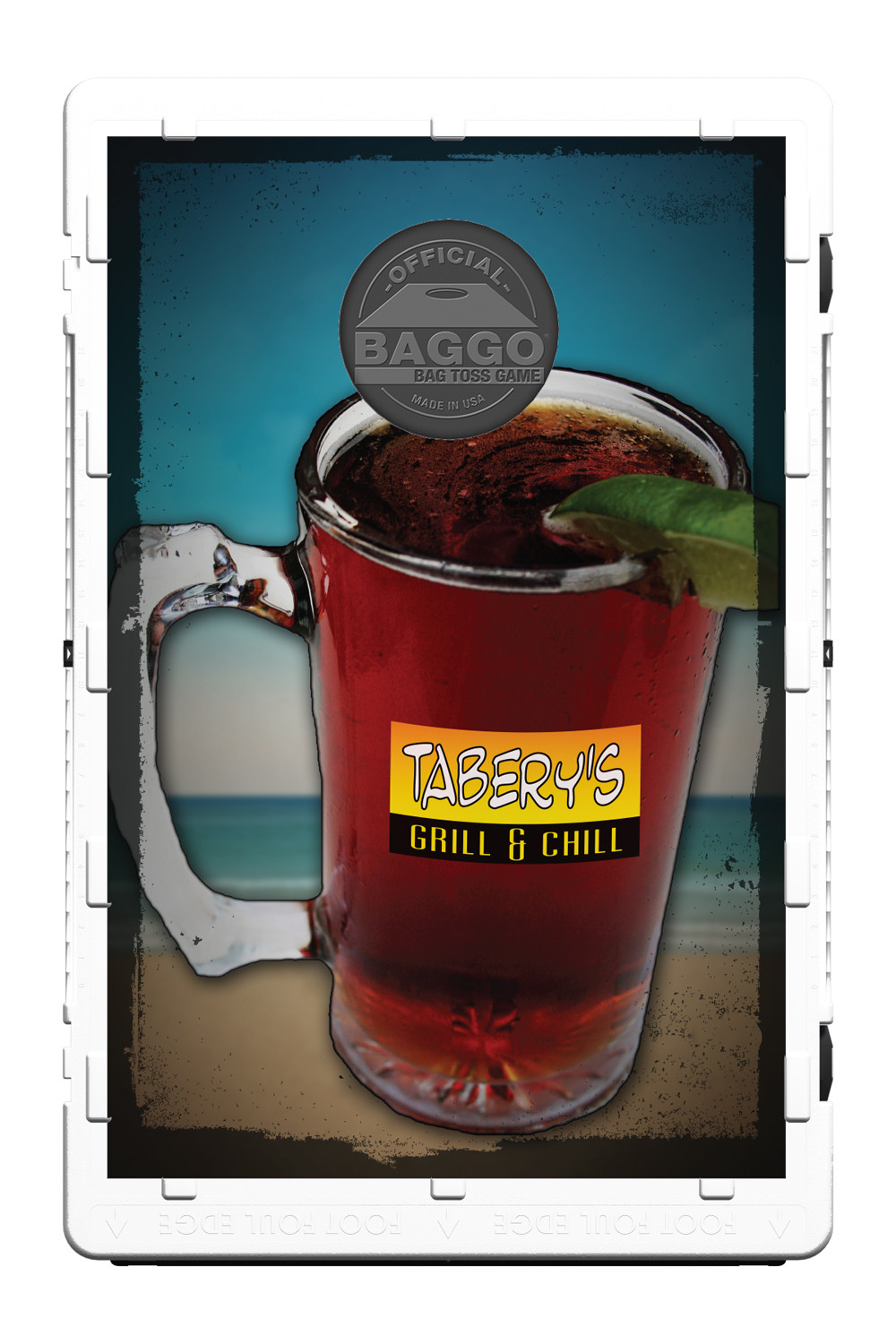 Beer In Mexico On The Beach Screens (only) by Baggo