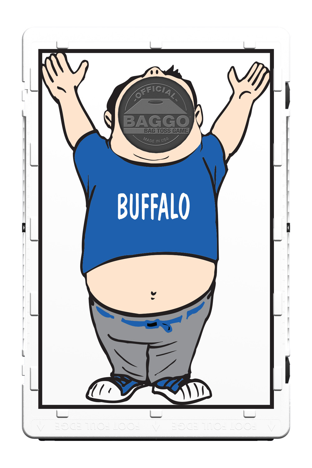 Buffalo Baggo Fan Screens (only) by Baggo
