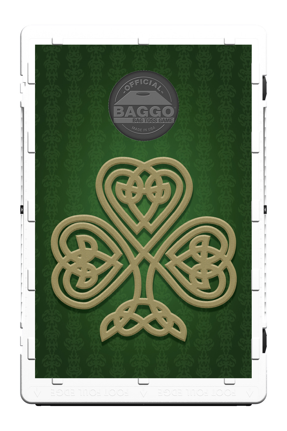 Celtic Shamrock Screens (only) by Baggo