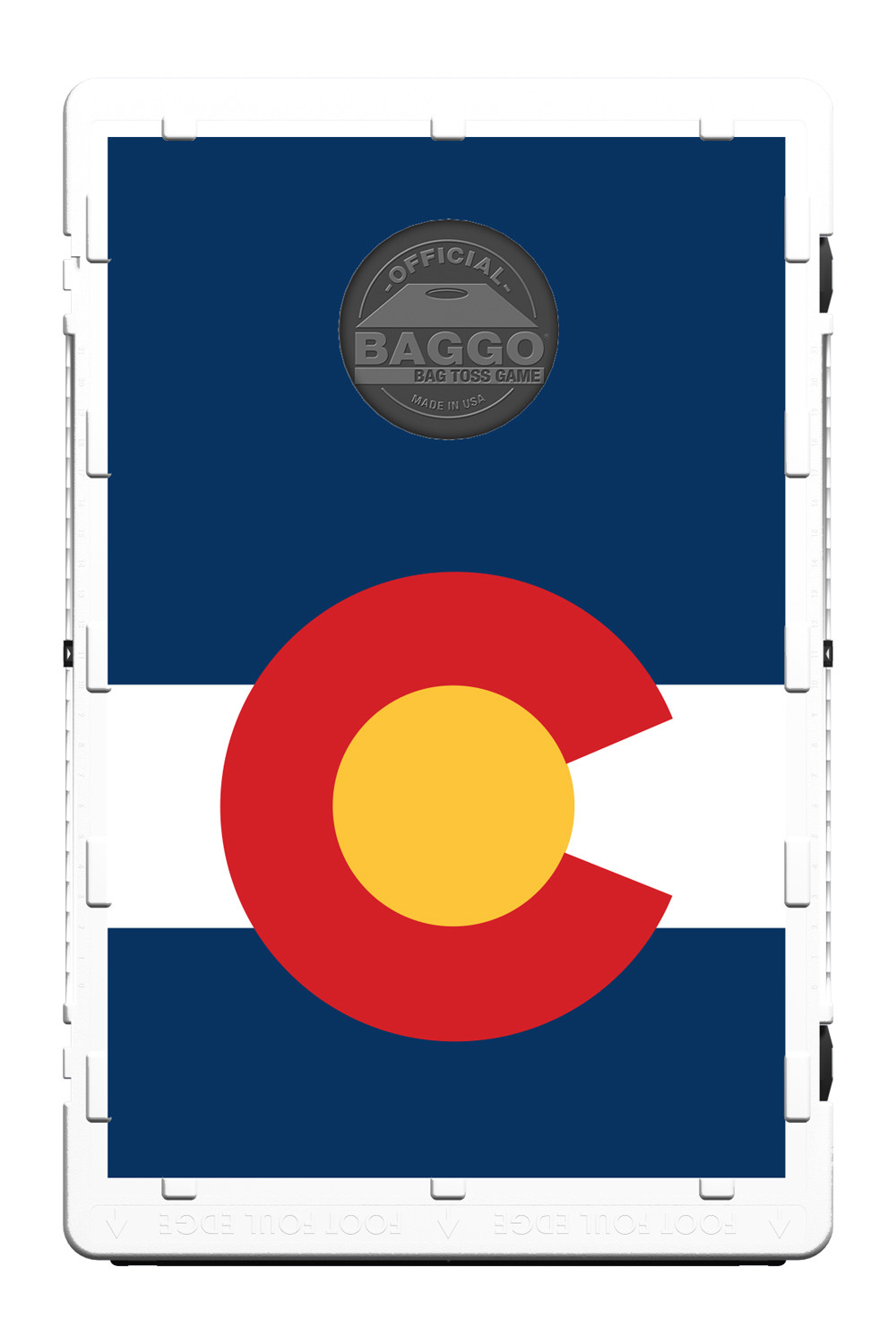 Colorado Flag Screens (only) by Baggo