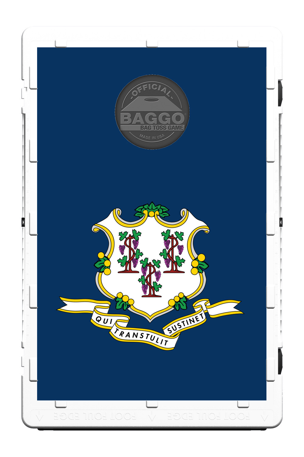 Connecticut State Flag Screens (only) by Baggo