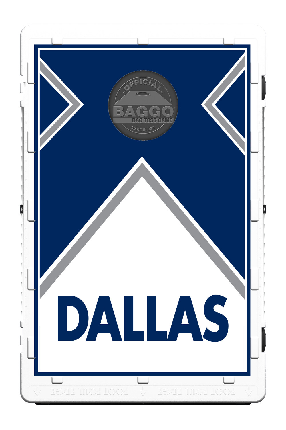 Dallas Navy Vintage Screens (only) by Baggo
