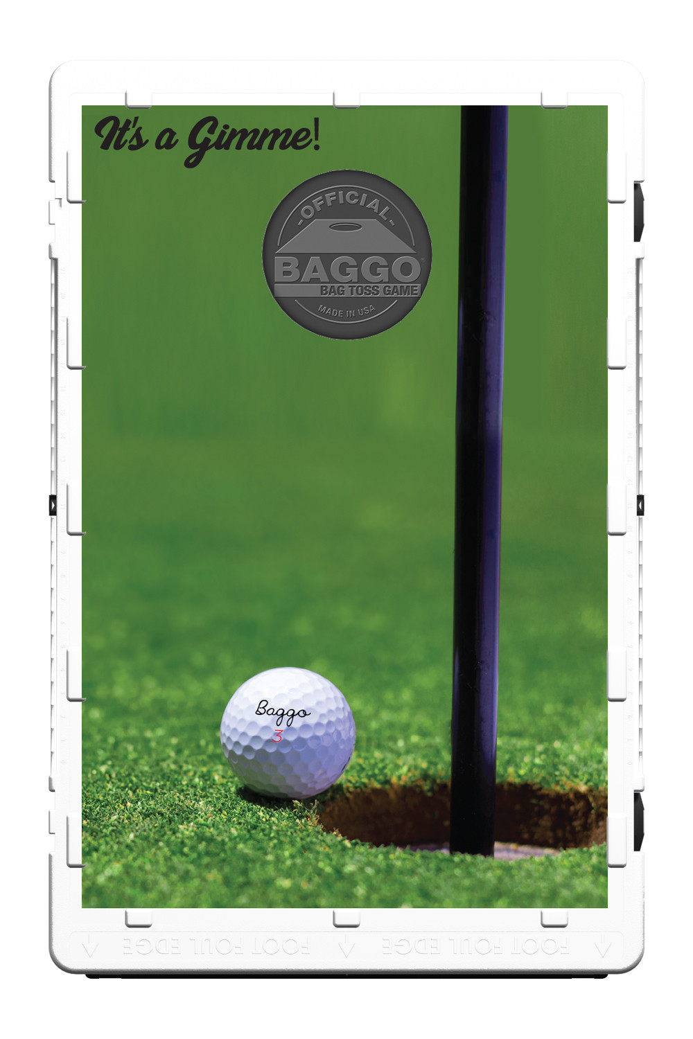 Golf Tap It In Screens (only) by Baggo