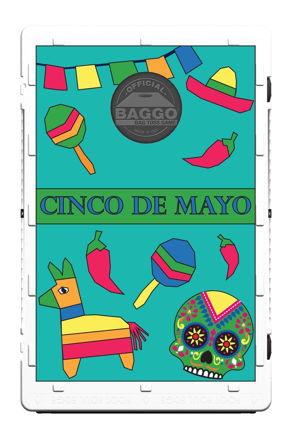 Cinco de Mayo Screens (only) by Baggo