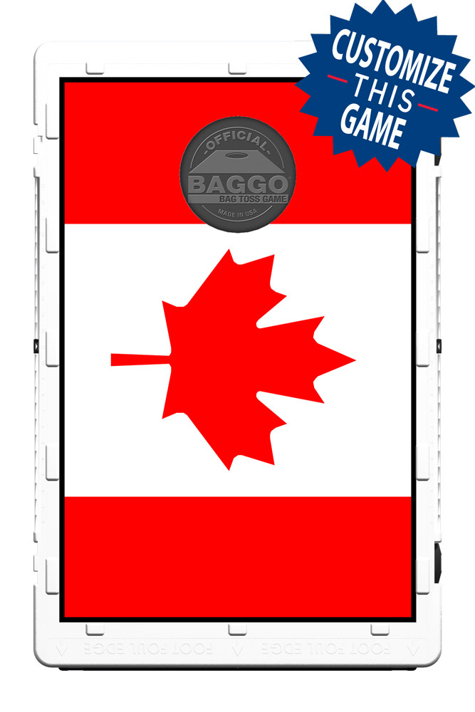 Canada Flag Screens (only) by Baggo