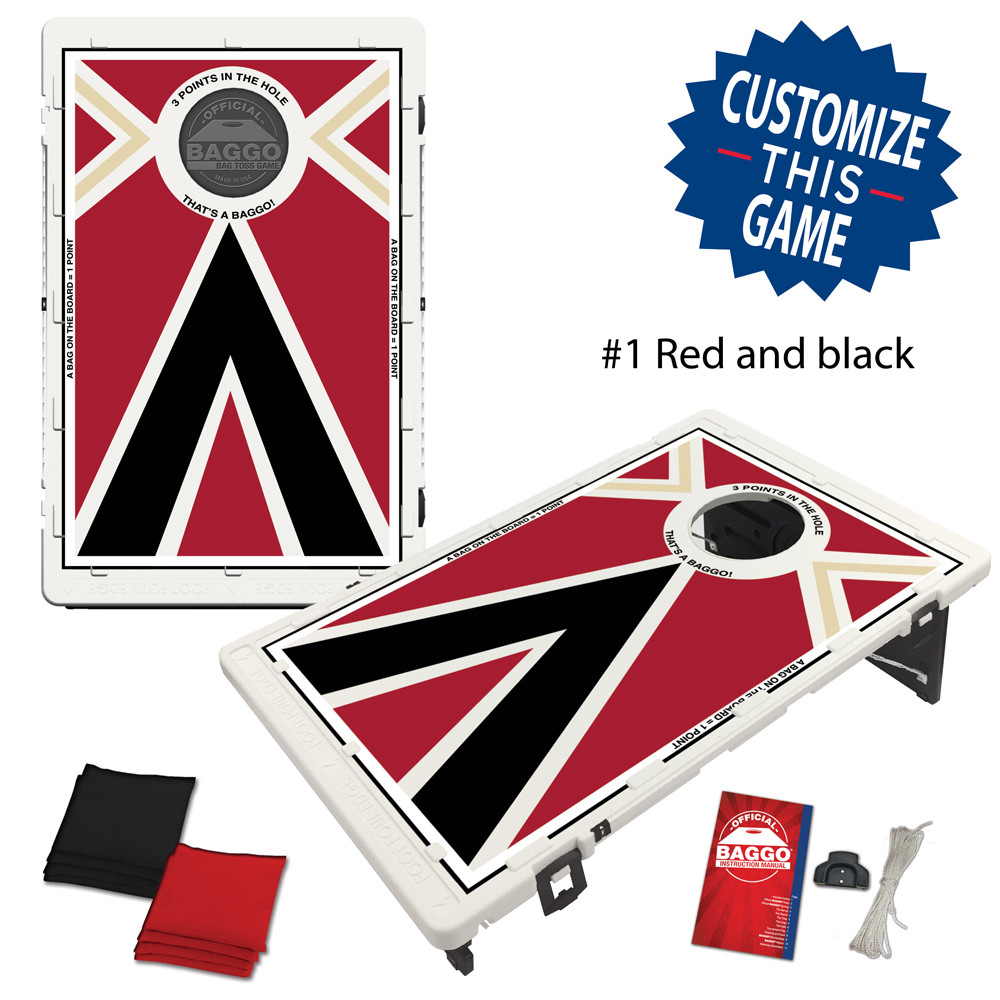 BAGGO Vintage Alternate Baseball Versions Bean Bag Toss Game by BAGGO