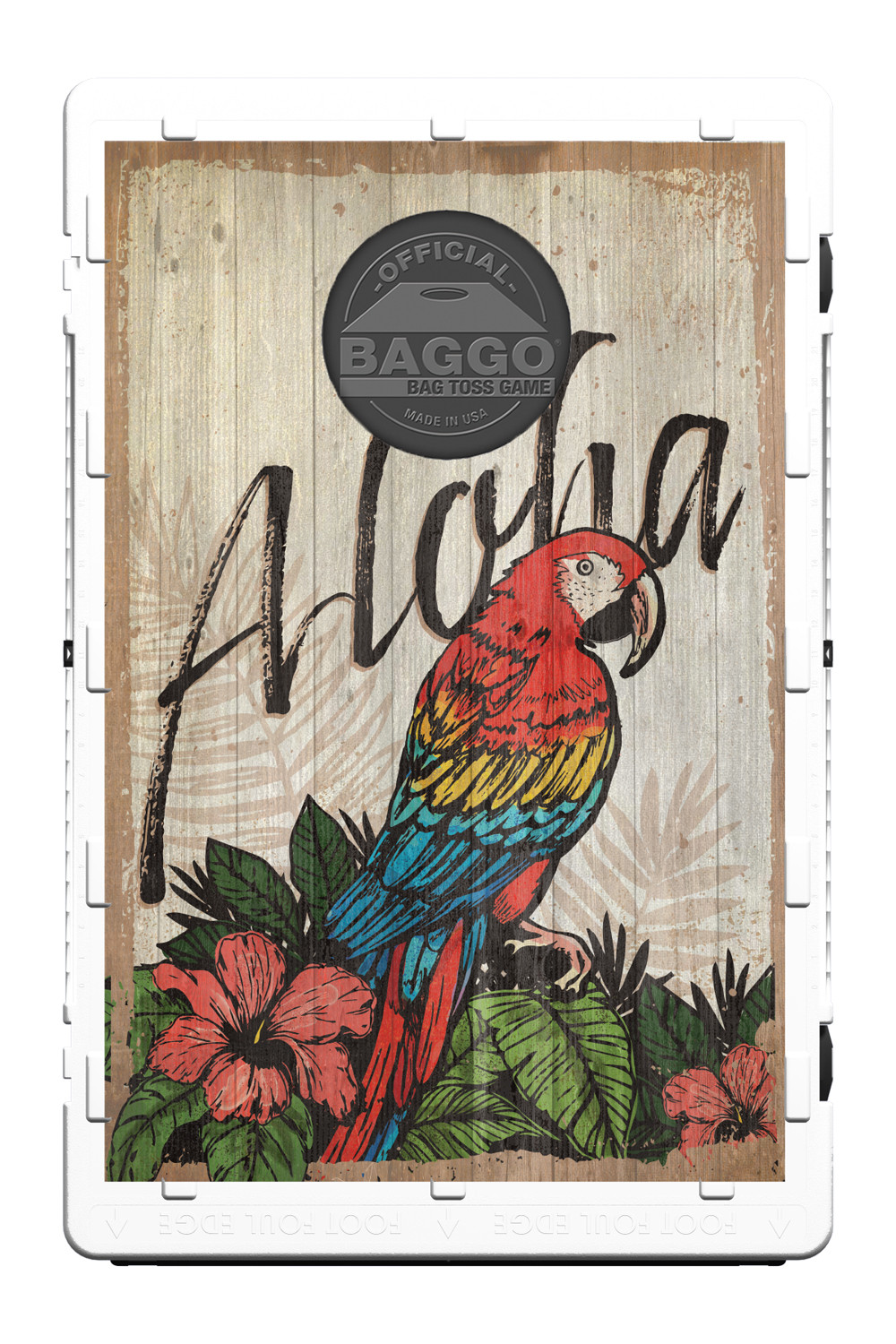 Aloha Wood Texture Screens (only) by Baggo