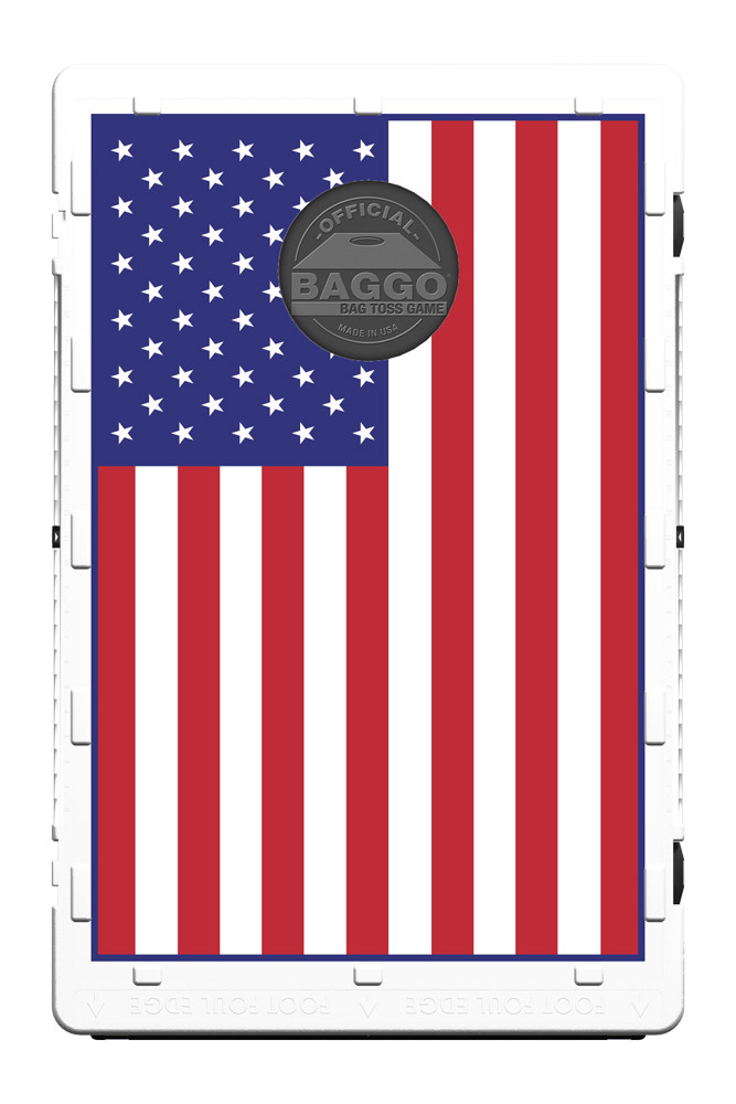American Flag Screens (only) by Baggo