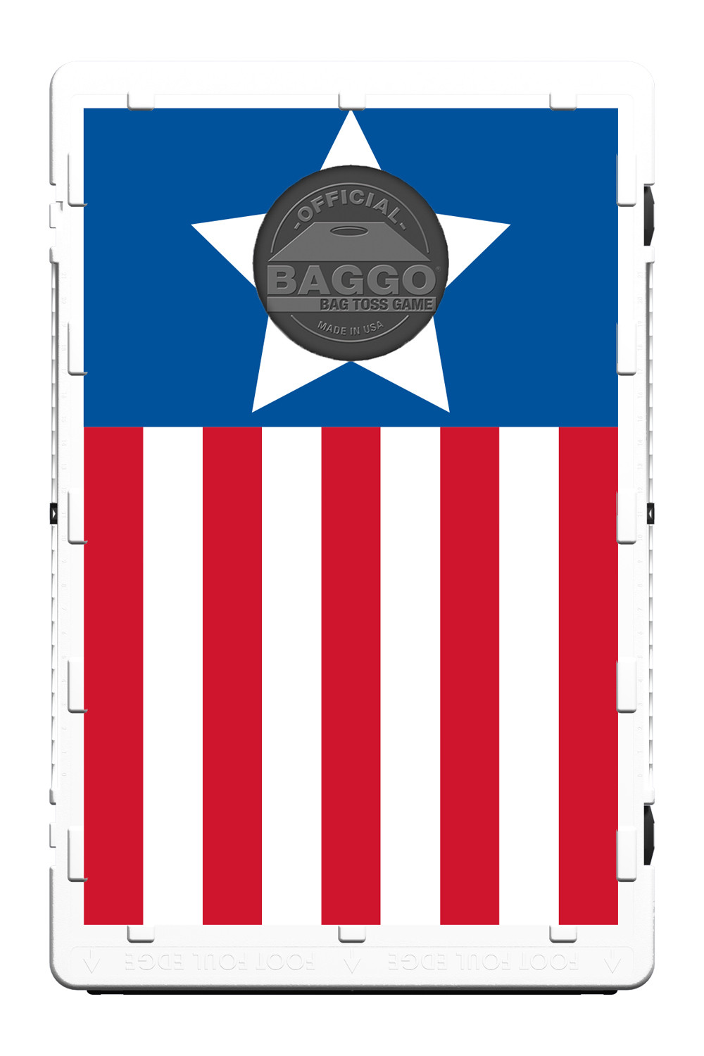 One Star American Flag Screens (only) by BAGGO