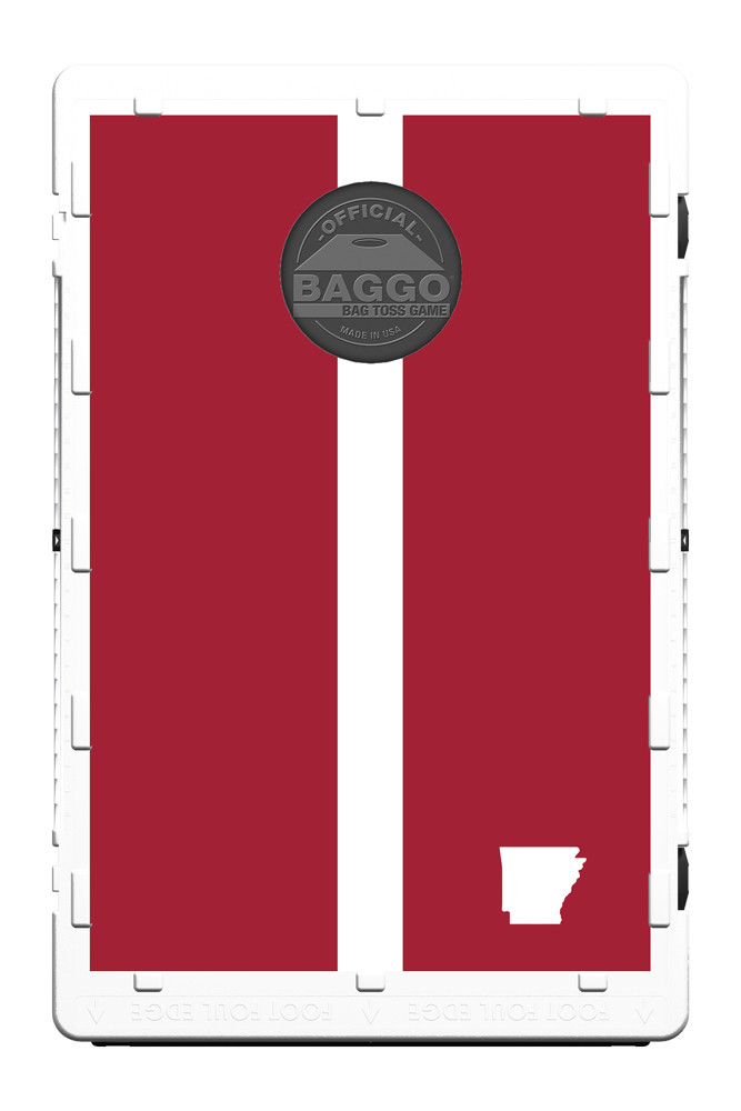 Arkansas Gridiron Screens (only) by Baggo