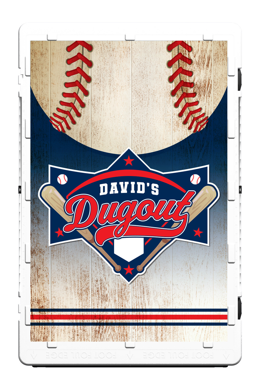 Baseball Dugout Screens (only) by Baggo