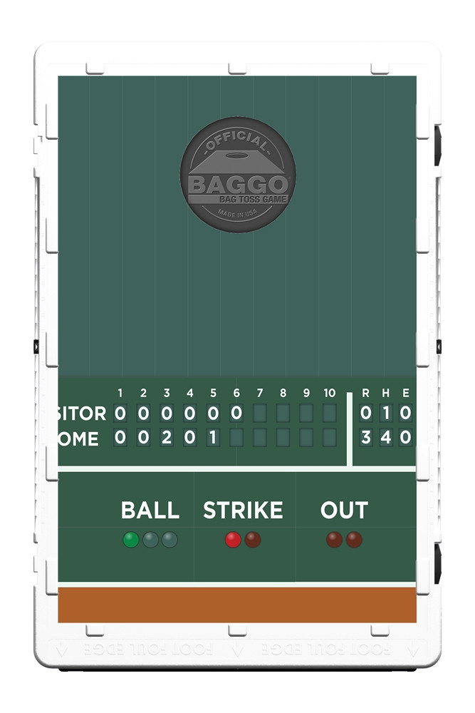 Baseball Scoreboard Screens (only) by Baggo