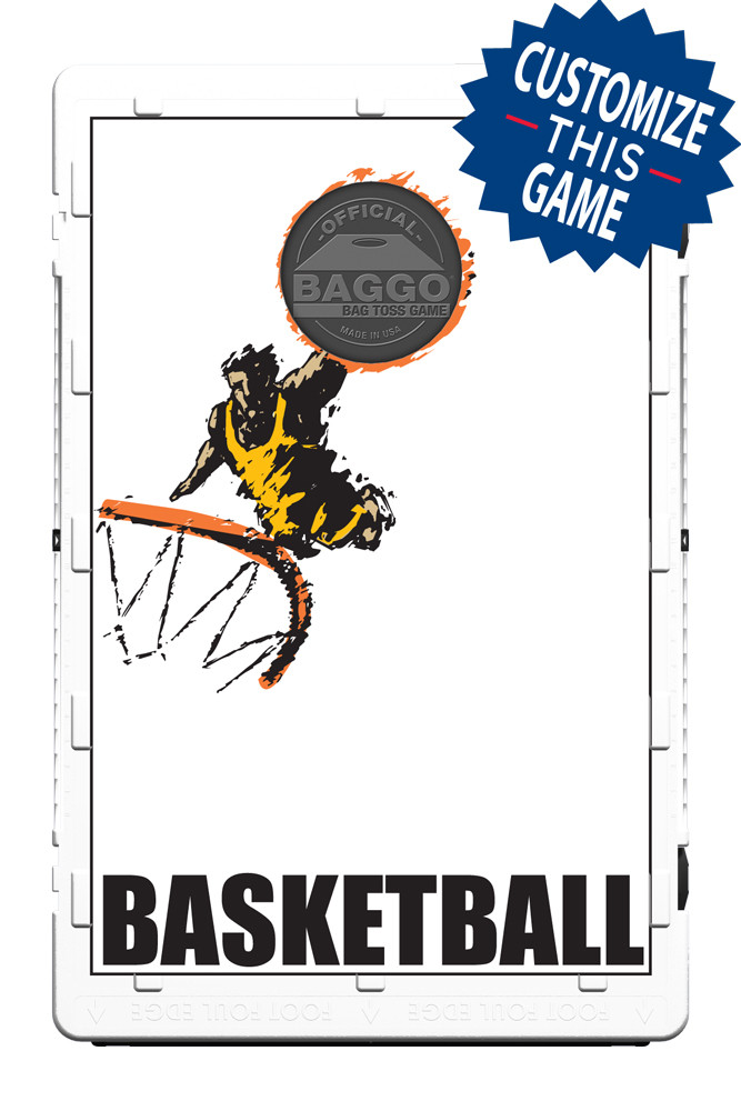 Basketball Player #1 Screens (only) by Baggo