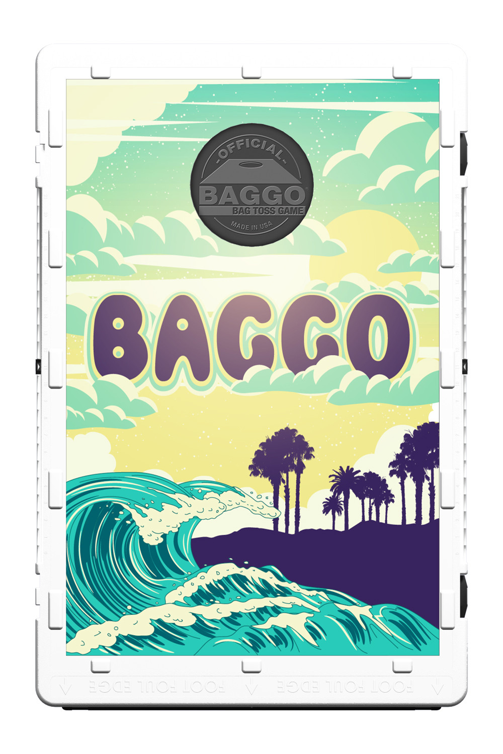Beach Dream Screens (only) by Baggo