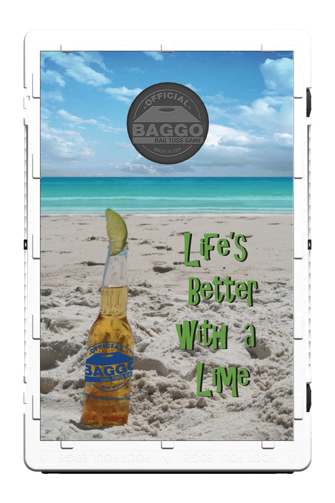 Cerveza Beer in the Sand Screens (only) by Baggo