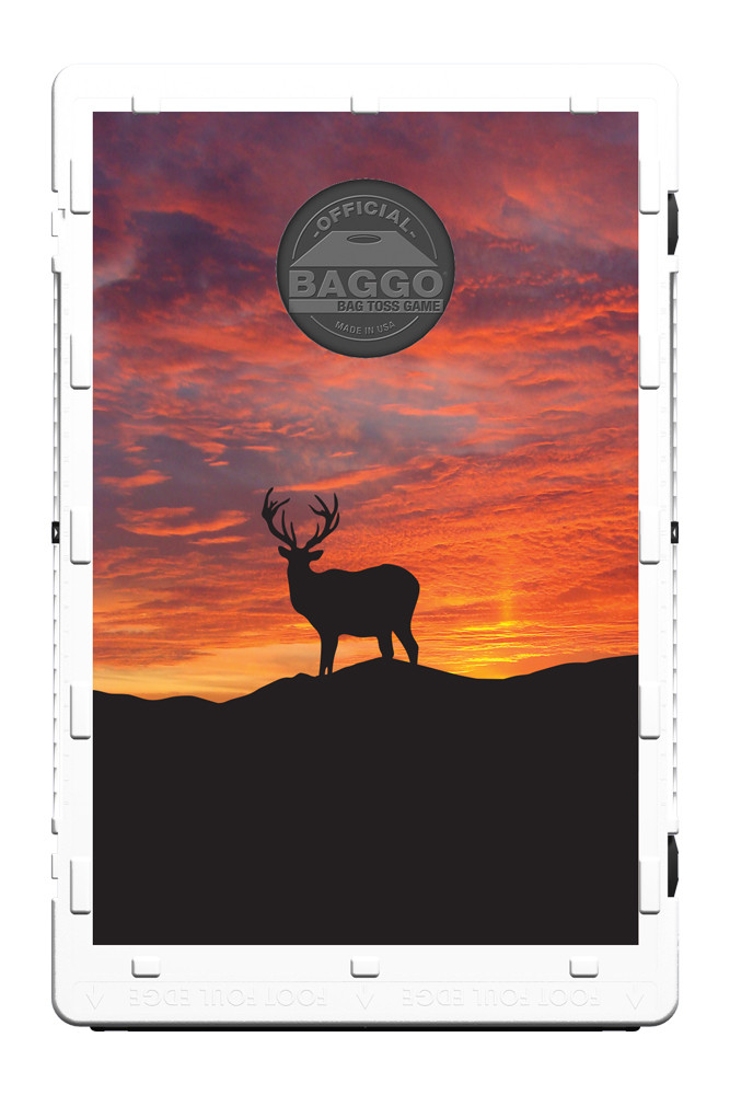 Big Buck Sunrise Screens (only) by Baggo