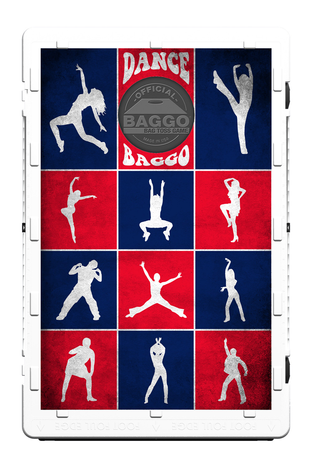 Dance Off Screens (only) by Baggo