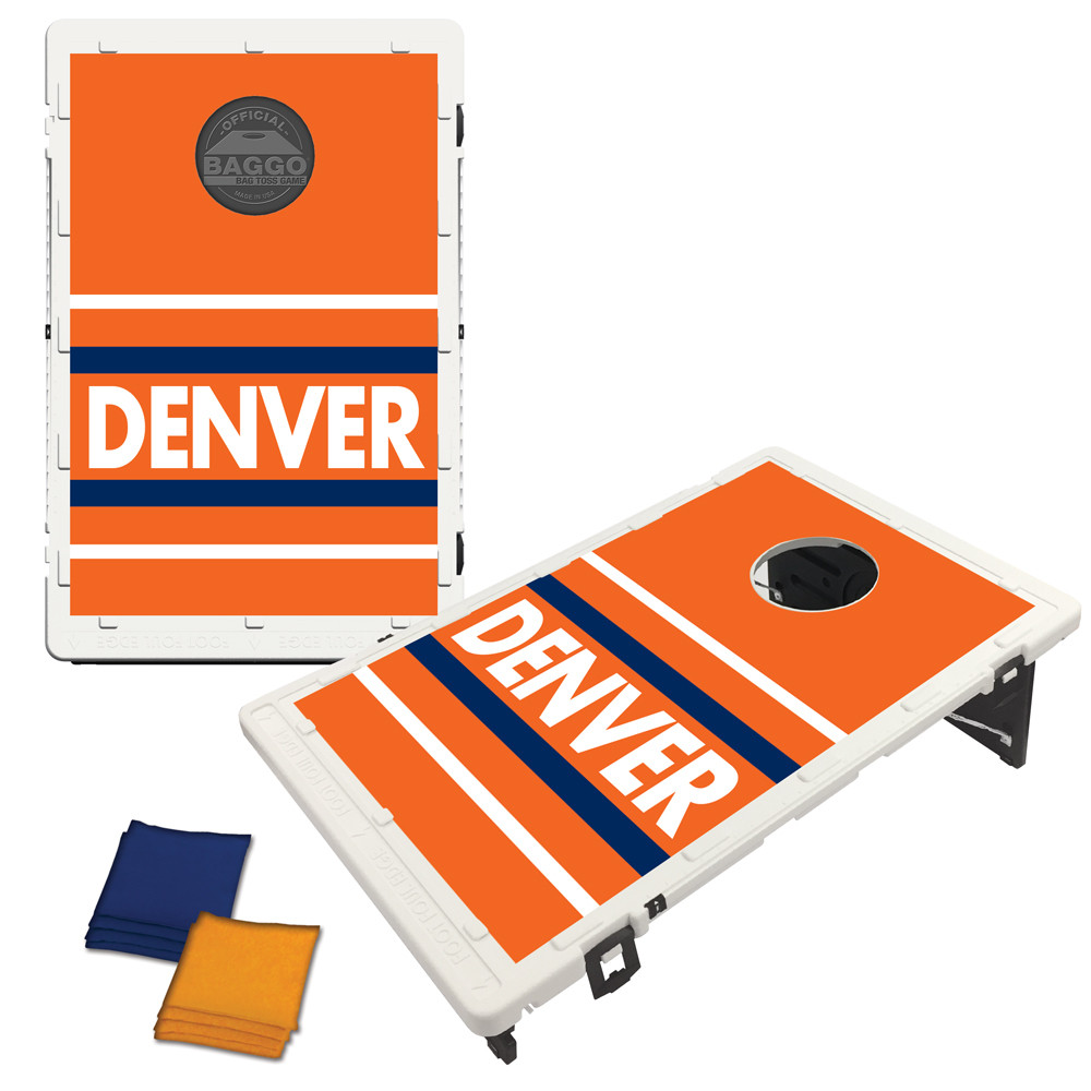 Denver Horizon Bag Toss Game by BAGGO