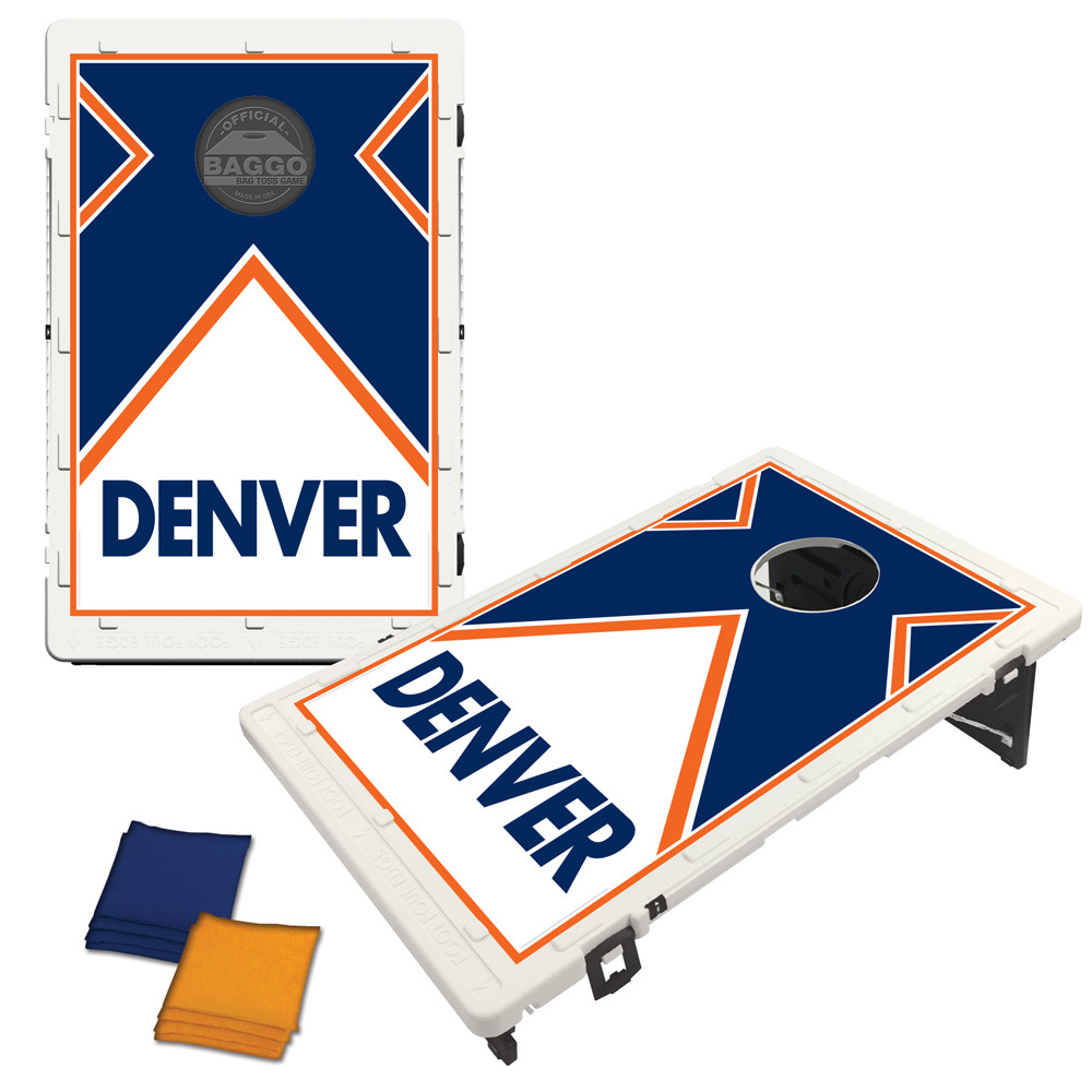 Denver Vintage Bag Toss Game by BAGGO