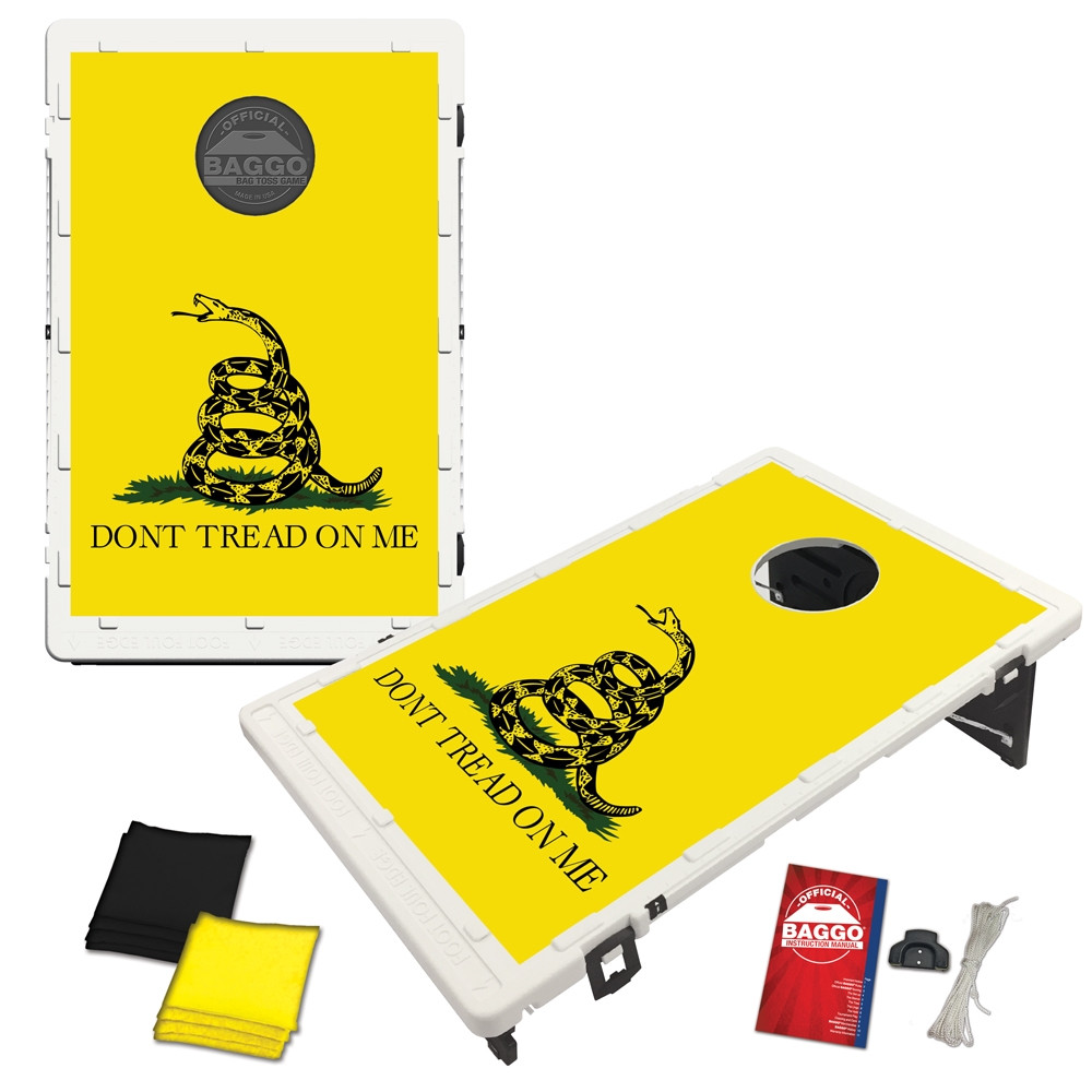 Gadsden Flag Bean Bag Toss Game by BAGGO