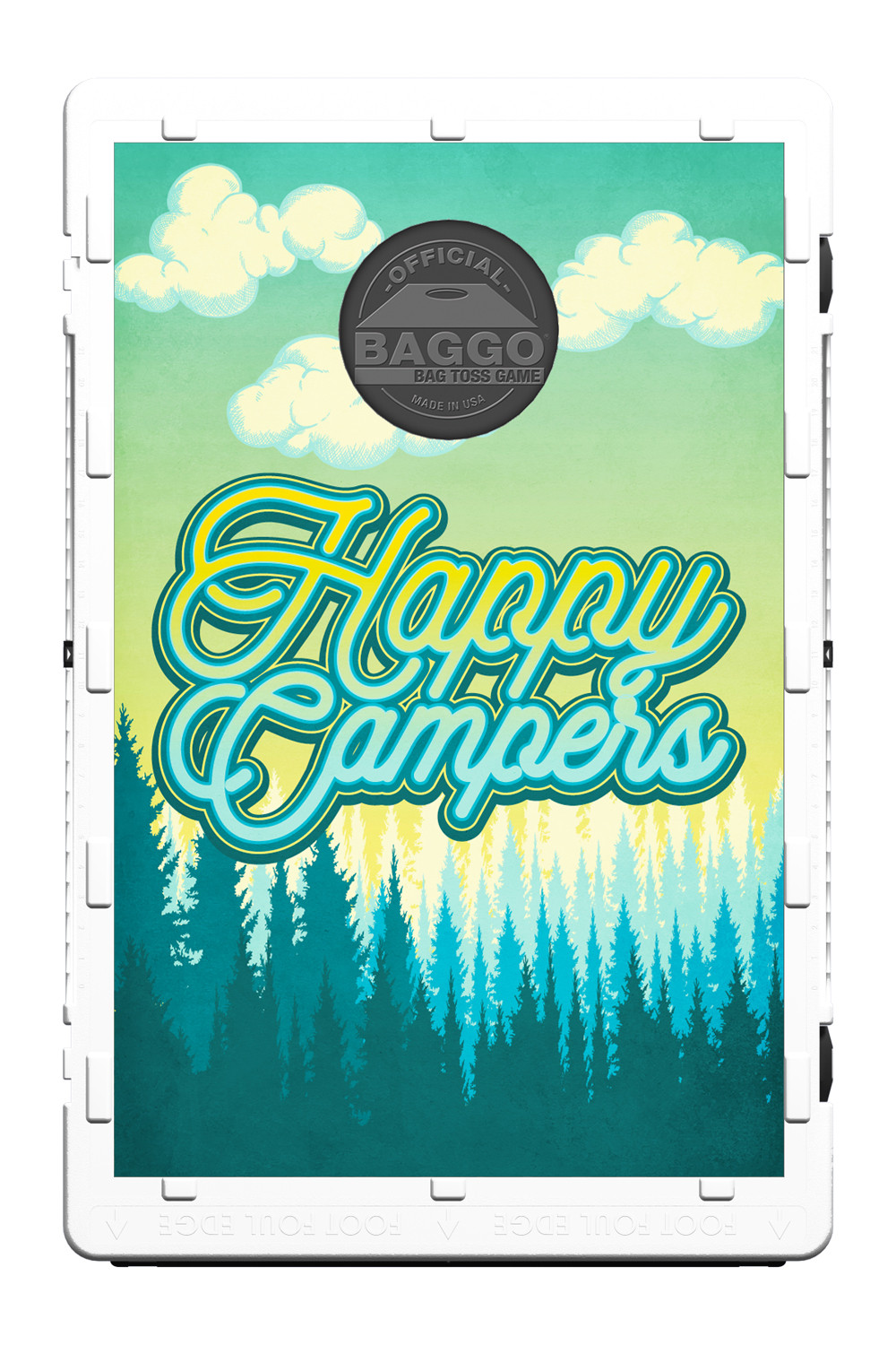 Happy Camper Tree Line Screens (only) by Baggo