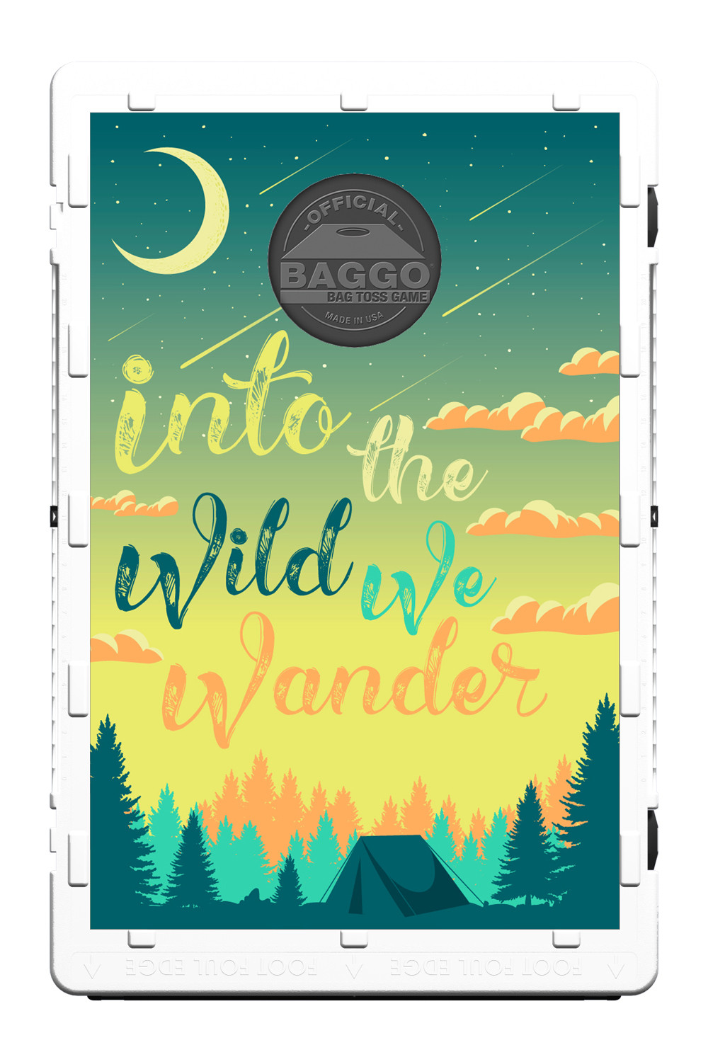 Into the Wild Screens (only) by Baggo