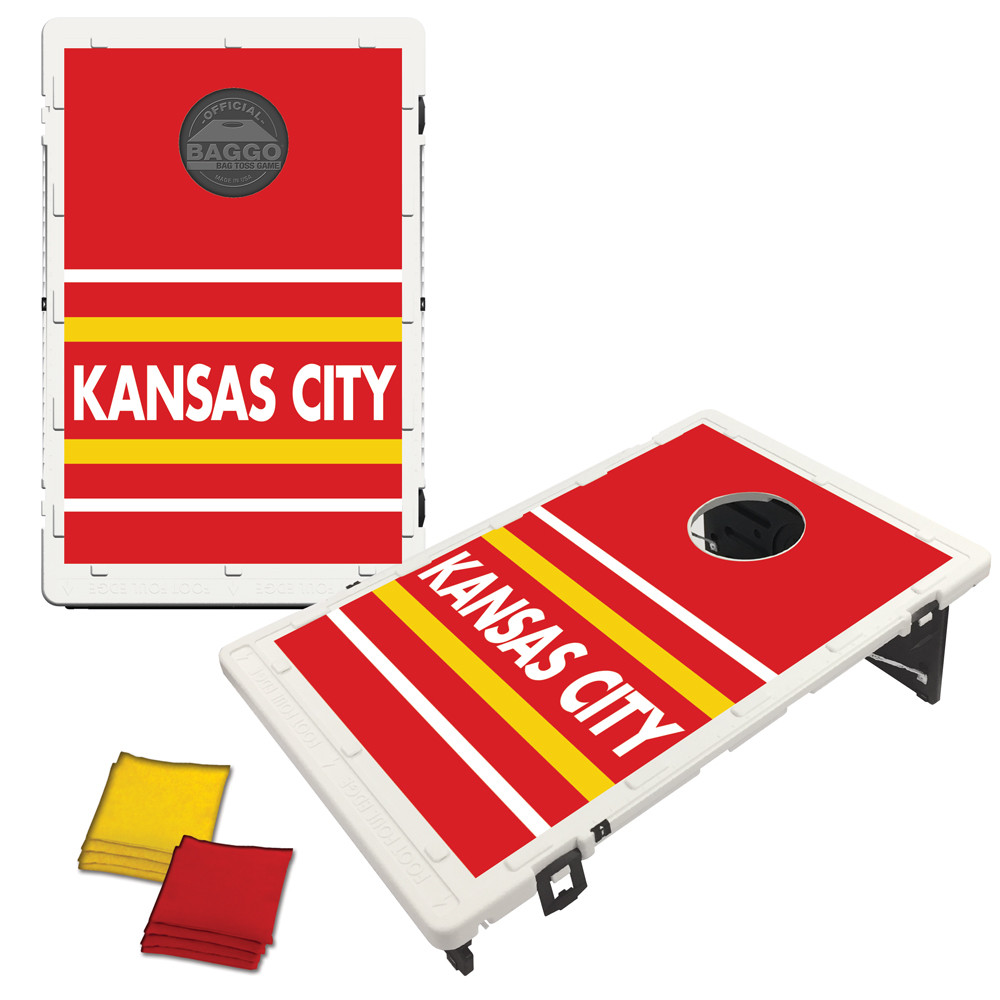 Kansas City Horizon Baggo Bag Toss Game by BAGGO