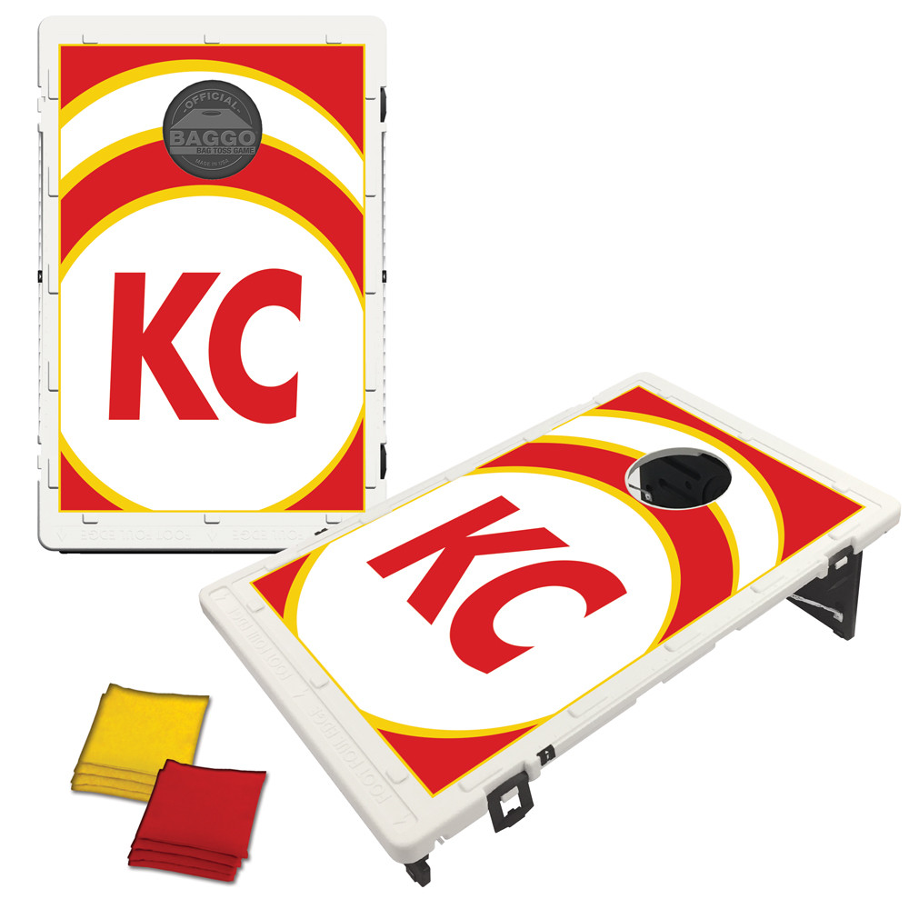 Kansas City Vortex Baggo Bag Toss Game by BAGGO