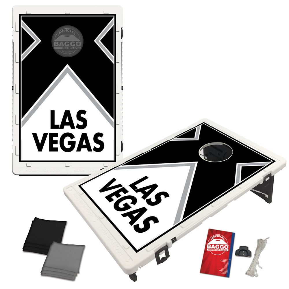 Las Vegas Vintage Baggo Bag Toss Game by BAGGO