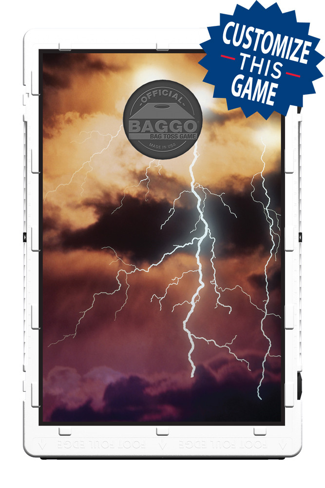Lightning Screens (only) by Baggo