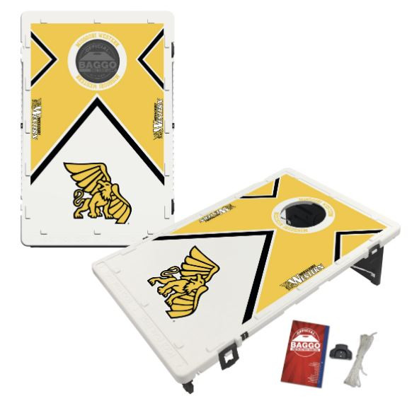 Missouri Western State Bean Bag Toss Game by BAGGO