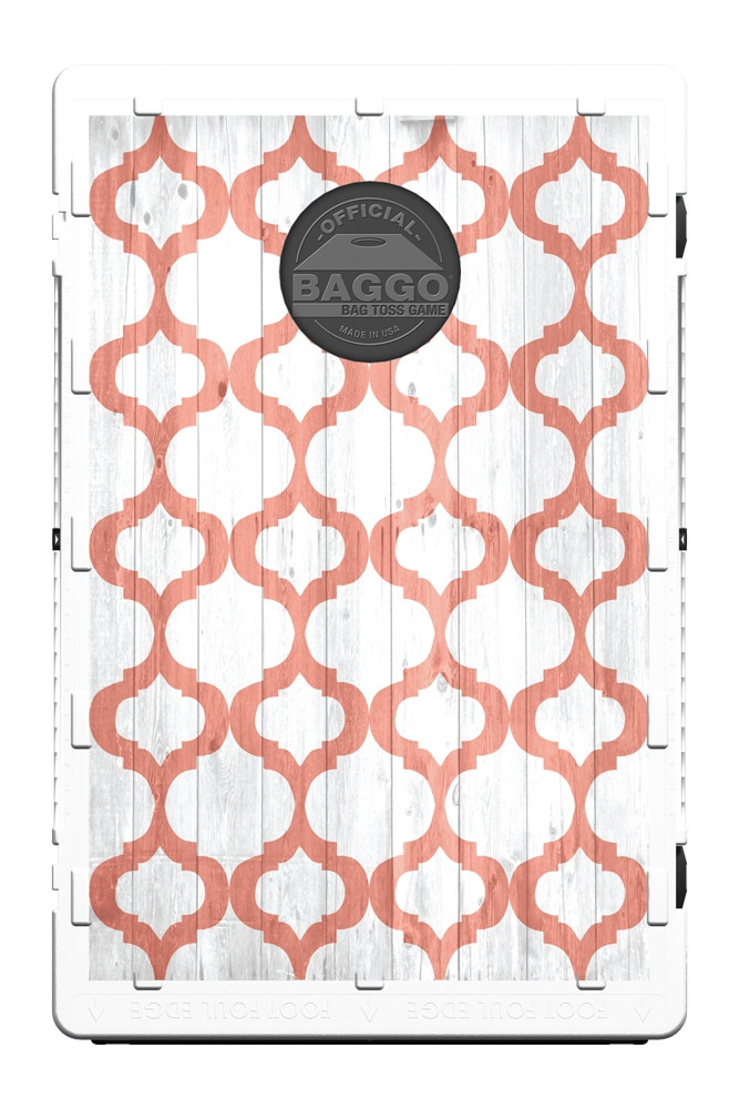 Moroccan Pink Screens Only by Baggo